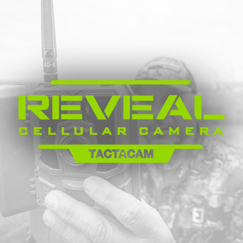 Reveal Cell Cam Logo - The Given Right TV Partner